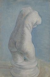 Vincent van Gogh: Plaster Cast of a Woman's Torso