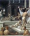 Girolamo Macchietti - Baths at Pozzuoli - WGA13798FXD.jpg