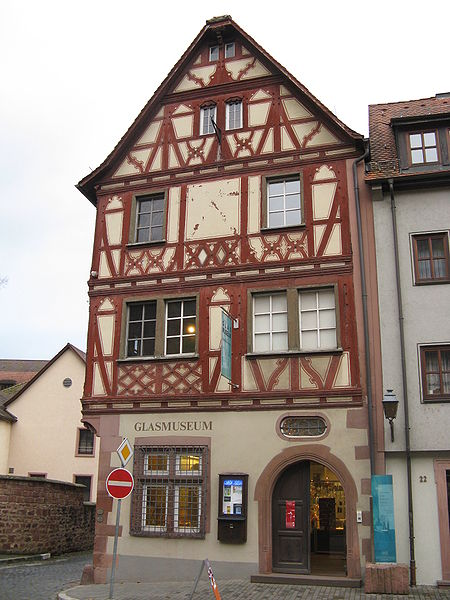 ファイル:Glasmuseum Wertheim.JPG