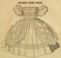 Godey's Lady's Book (1861) INFANT DRESS 02.png