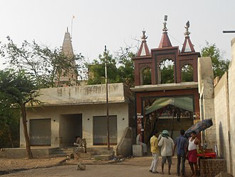 Gokul - A temple in Gokul