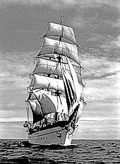 Gorch Fock 1958