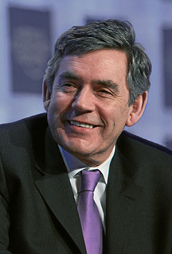Gordon Brown Davos 2008 low-key background.jpg