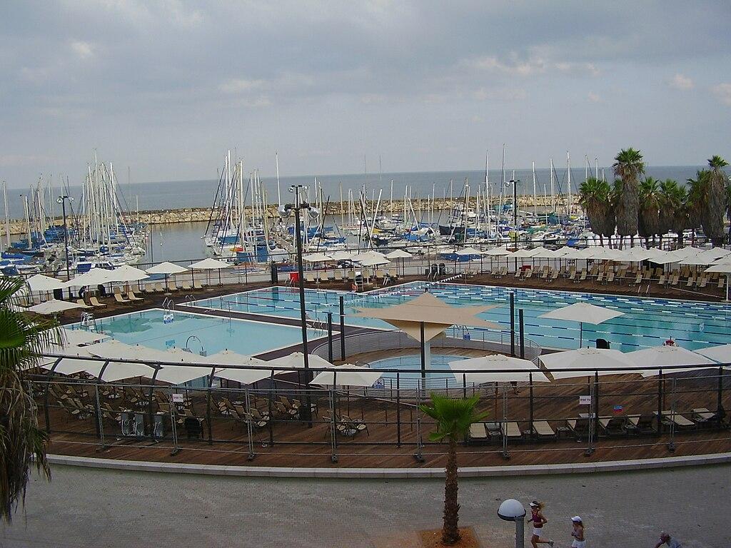 File Gordon Swimming Pool In Tel Aviv
