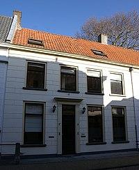 Gorinchem - rijksmonument 16554 - Boerenstraat 5 20120311.jpg