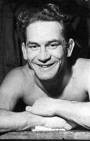 Gösta Frändfors - Frändfors in 1947