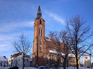 Gräfenhainichen Place in Saxony-Anhalt, Germany