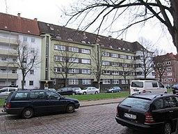 Esmarchstraße in Kiel