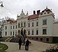 Grāfu Tīzenhauzenu pils Rokišķos - panoramio.jpg