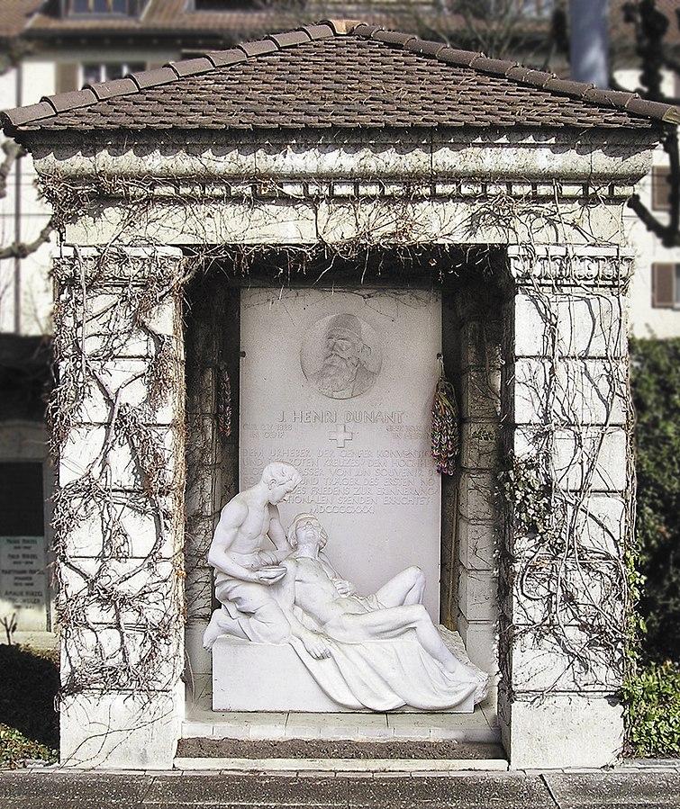 Mindesgrav Henri Dunant