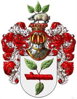 Graevenitz-Wappen ru
