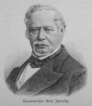 Heinrich Friedrich von Itzenplitz
