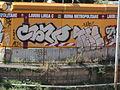 Graffiti nel quartiere San Giovanni 02.JPG