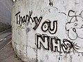 Graffiti on New Town Lane, Penzance, April 2021 (2).jpg