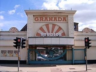 Granada Studios Tour Former theme park in Manchester, UK