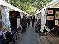 Grand marché d'art contemporain à la Bastille, Paris 2010 004.jpg