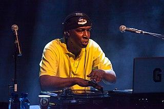 Grandmaster Flash American rapper and DJ