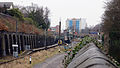 Granville Street trackbed at Five Ways station 35.jpg