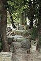 Grave of Yoshimoto Imagawa, Sakae-cho Toyoake 2012.jpg
