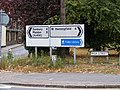 Great Baddow Roadsign - geograph.org.uk - 1499330.jpg