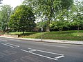 Green space on the Harrow Road - geograph.org.uk - 2143114.jpg