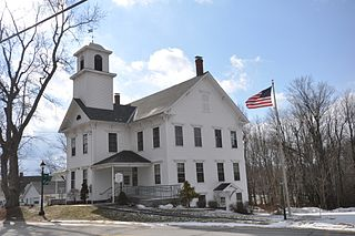 Greenfield, New Hampshire Town in New Hampshire, United States