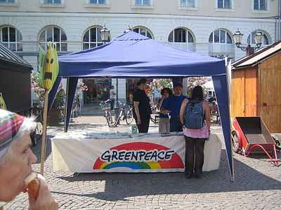 Greenpeace wiki