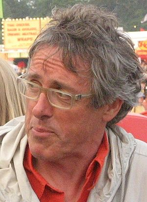 British actor and comedian Griff Rhys Jones