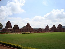 Group of monuments At Pattadakal.jpg