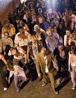 Zombie apocalypse Subgenre of apocalyptic fiction