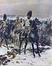 Guard Grenadier at Eylau