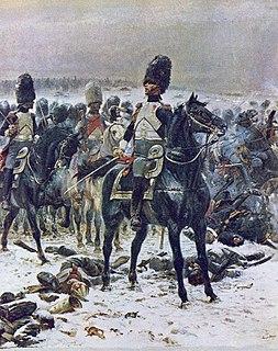 Grenadiers à Cheval de la Garde Impériale