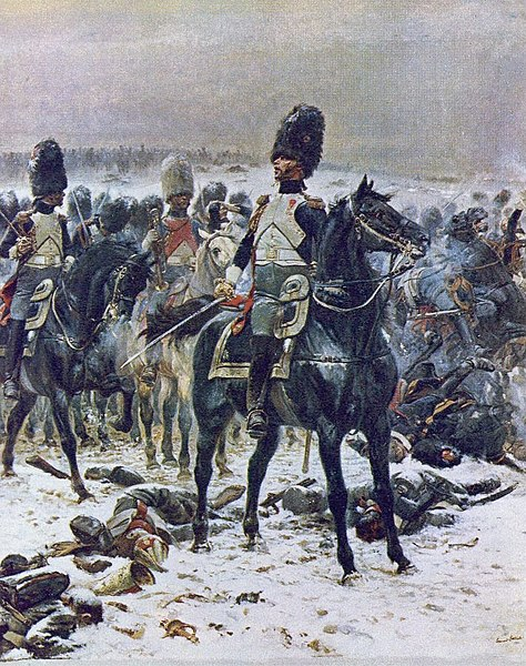 Fichier:Guard Grenadier at Eylau.jpg