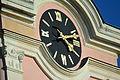 GuentherZ 2014-10-11 (43) Pinkafeld roemisch-katholische Pfarrkirche Uhr.JPG