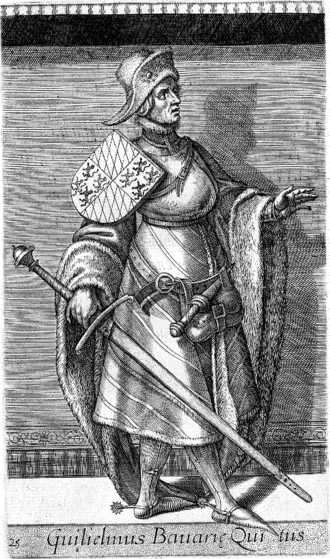 William I, Duke of Bavaria - Image: Guillaume III de Hainaut