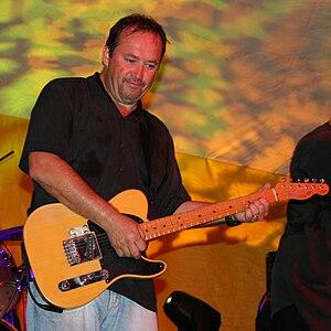 Jim Babjak - Image: Guitarist Jim Babjak