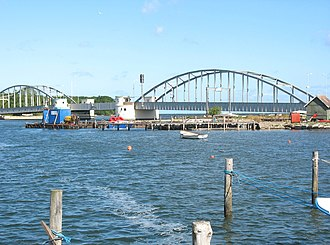 Guldborg - Guldborg Bridge