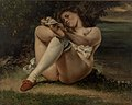 Gustave Courbet - Woman with White Stockings (La Femme aux bas blancs) - BF810 - Barnes Foundation.jpg