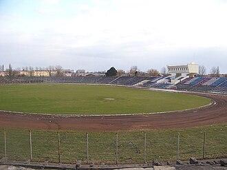 Gwardia Koszalin - Stadium of Gwardia Koszalin