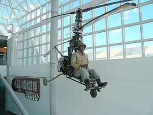 Gyrodyne XRON Rotocycle Cradle of Aviation Museum.jpg