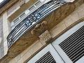 Hôtel particulier détail du balcon 7 rue Diderot Moulins.jpg