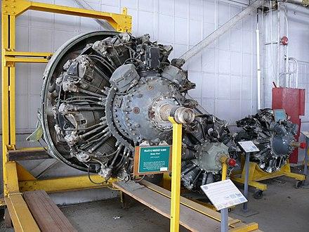 Pratt & Whitney R-2800 Double Wasp - Wikiwand