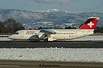 HB-IYR BAe Avro RJ100 RJ1H - SWR (32569516950).jpg