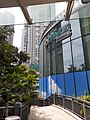 HK TKO 將軍澳 Tseung Kwan O 日出康城 Lohas Park passageway view the mall October 2020 SS2.jpg