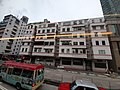 HK bus 111 tour view 九龍城區 Kowloon City District 漆咸道北 Chatham Road North evening June 2020 SS2 15.jpg