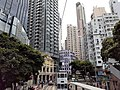 HK tram tour view 灣仔 Wan Chai 莊士頓道 Johnston Road near Luard Road May 2020 SS2 02.jpg