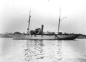 HMCS Stadacona - Image: HMCS Stadacona CN 3275