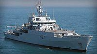 HMS Echo (H87) 2015