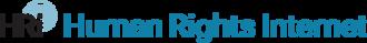 Human Rights Internet - Image: HRI logo web