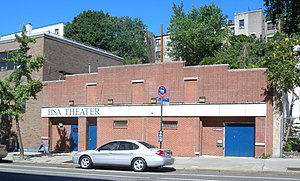 The Harlem School of the Arts - Image: HSA Theater jeh